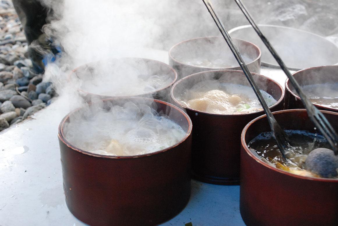 わっぱ煮料理