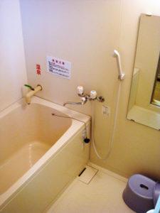 ほんわ館 バスルーム