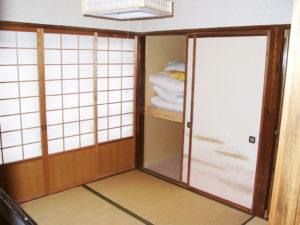 山熊田長期滞在施設(ビラ・フォレスト) 部屋